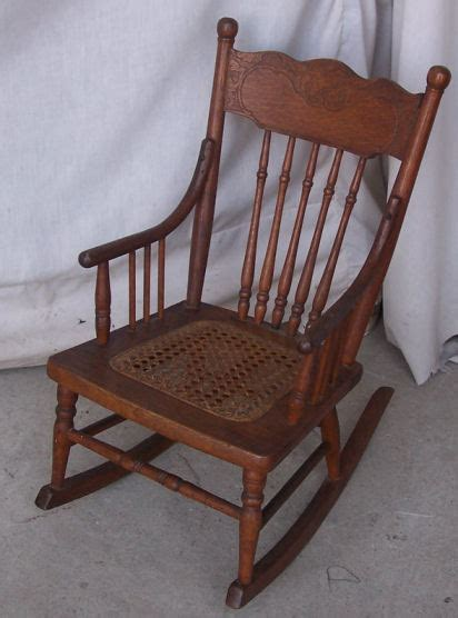 antique rocking chairs bargain 39 s antiques antique child 39 s oak rocking