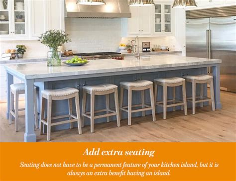 permanent kitchen islands functionality and creativity how to choose a kitchen island