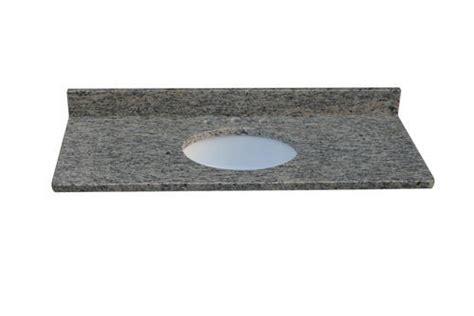 tuscany 49 quot x 22 quot 3cm granite vanity top 8 quot oc bowl at