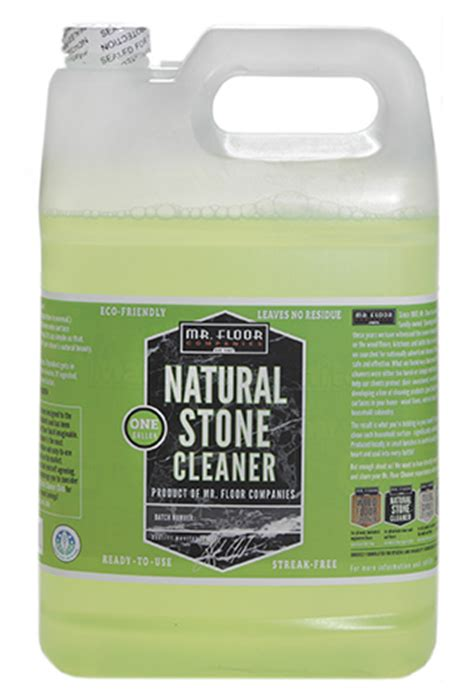 natural stone cleaner gallon refill
