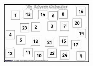 make your own a4 sized advent calendar sb1062 sparklebox With make your own advent calendar template