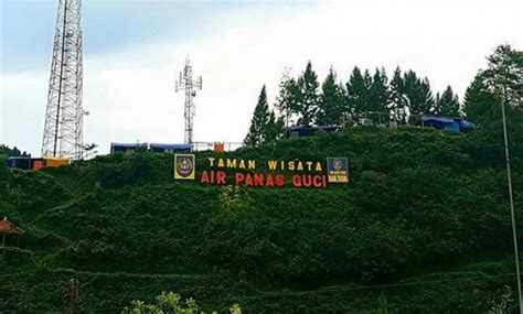 tempat wisata guci pemalang area wisata asia