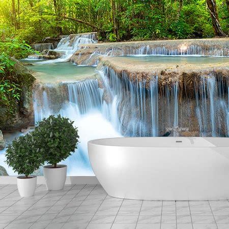 Фотообої Панорамний вид на водоспад купити на стіну • Еко ...