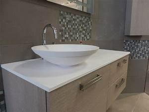 carrelage salle de bain gris taupe With carrelage taupe salle de bain
