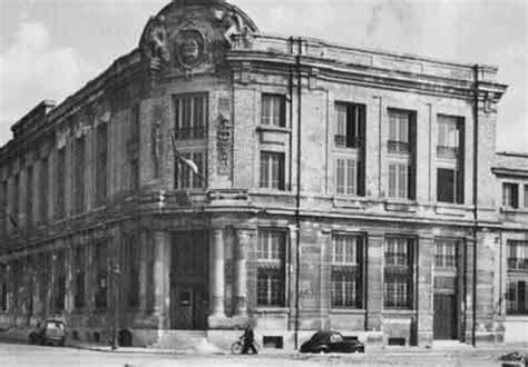 bureau de poste le havre photo du havre en 1950 hôtel des postes