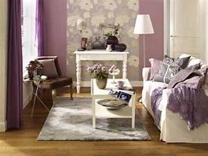 Wohnzimmer Farbe Ideen : wunderbare wandgestaltung im wohnzimmer ~ Orissabook.com Haus und Dekorationen