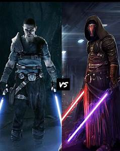Galen Marek vs Darth Revan (Comment who you think would ...