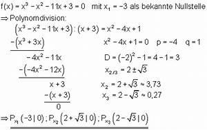 Nullstelle Berechnen Quadratische Funktion : graphen ganzrationaler funktionen zeichnen mathe brinkmann ~ Themetempest.com Abrechnung