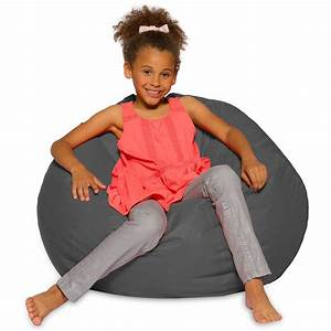 Big, Comfy, Bean, Bag, Chair, Posh, Large, Beanbag, Chairs, For, Kids, Teens, And, Adults, Polyester, Cloth