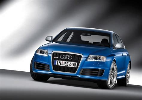 Audi Rs 6 C6 Top Speed by 2009 Audi Rs6 Review Top Speed