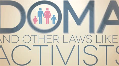 Defining Marriage - Defending DOMA - YouTube