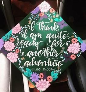 Awesome Graduat... Creative Graduation Cap Quotes