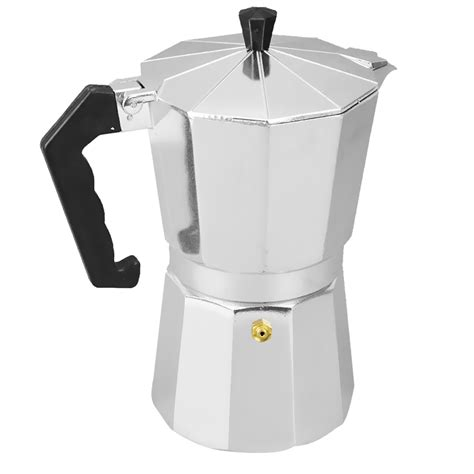 Excellence in strong coffee brewing. 3/6/9/12 Cup Aluminum Stove Top Expresso Coffee Percolator Moka Pots Latte Maker   eBay