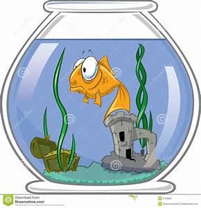 Goldfish In Bowl Royalty Free Stock Photo - Image: 5158805