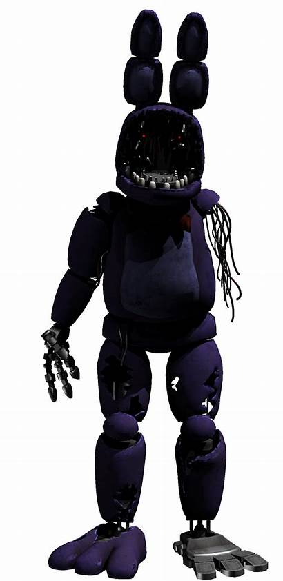 Bonnie Withered Fnaf Wiki Novel Fandom
