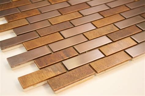 daltile bath accessories bronze metal antique bronze metal brick pattern