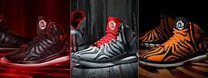 adidas Unveils The D Rose 4.5, New Sneaker For Derrick Rose