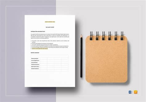 Technical seo audit (188+ steps & audit template). 16+ SEO Report Templates - Free PDF, Apple Pages, Google ...