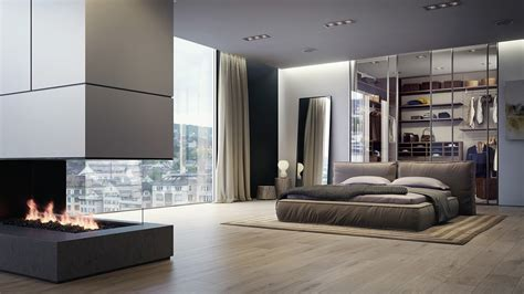 chambre interiors 21 cool bedrooms for clean and simple design inspiration