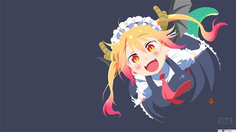 kobayashis dragon maid tohru hd wallpaper