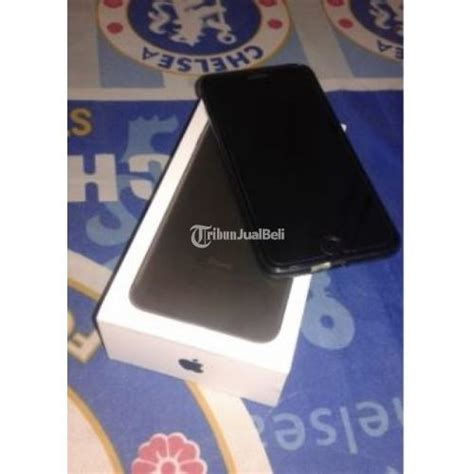 handphone apple murah iphone  black matte gb seken