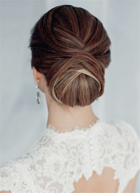Classic Wedding Updo Hairstyles by Classic Wedding Brial Updo Hairstyle Ideas The