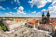 Old Town Square, Prague - Discover the Beauty of Czechia's ...