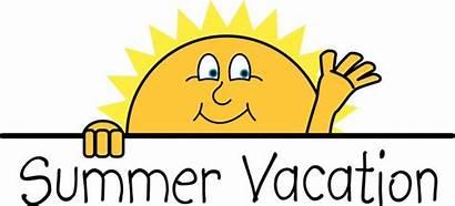 Summer Last Minimum Vacation June Events Clipart
