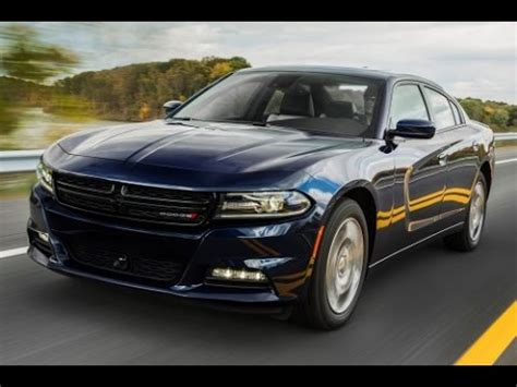 dodge charger start   review    youtube
