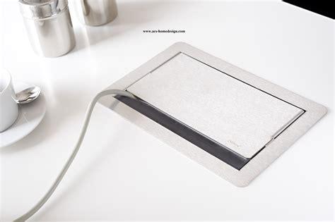 prise escamotable cuisine incroyable prise electrique encastrable plan de travail cuisine 8 borne escamotable 3 prises