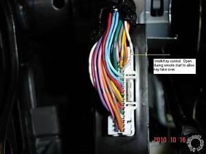 2007 Nissan Murano Smart Key