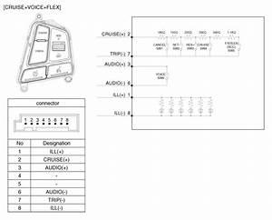 Kia Sorento  Flex Steering Circuit Diagram