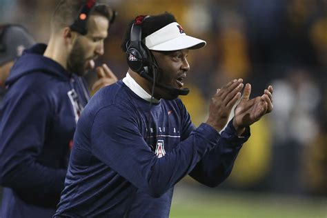 NCAA football: Arizona's Kevin Sumlin tests positive for ...