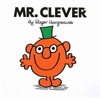 Clever Mr Books Roger Hargreaves Children Works