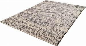Teppich Wolle Grau : teppich tom tailor diamond handgearbeitet wolle online kaufen otto ~ Markanthonyermac.com Haus und Dekorationen