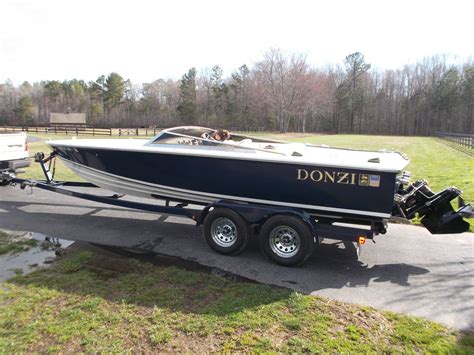 Donzi Boats For Sale 22 Classic by Donzi 22 Classic Boat For Sale From Usa