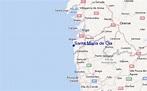 Santa Maria de Oia Previsões para o Surf e Relatórios de ...