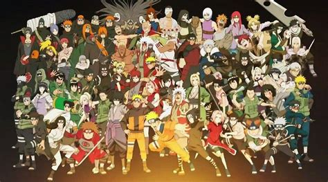 All Anime Characters Wallpaper - characters wallpapers wallpaper cave