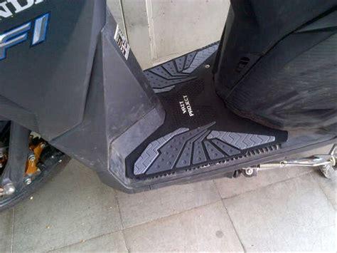Karpet Untuk Motor Matic jual karpet motor matic honda vario 150 esp vario 125