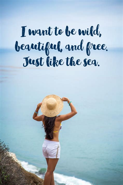 117 Of The Best Beach Quotes (& Images