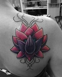 Custom Tribal Designs 26 Lotus Flower Designs Ideas Design Trends