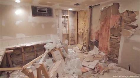 finish  basement epic remodeling fail youtube