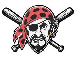 Pittsburgh Pirates Logo Baseball