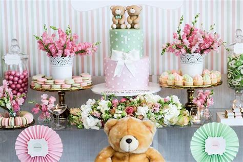 Karas Party  Ee  Ideas Ee   Teddy Bear Forever Friends  Ee  Birthday Ee