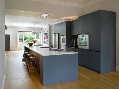 Roundhouse Blue Kitchens  Contemporary  Kitchen London