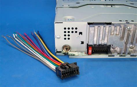pioneer radio stereo wire harness deh 14ub 2400ub 24ub 3400ub 34ub 4400ub ebay