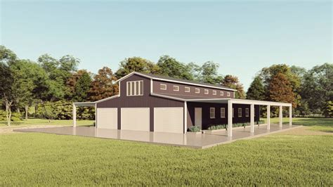 barn kit   price   prefab steel building