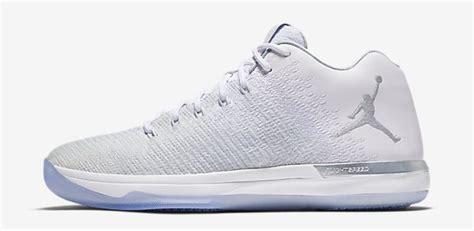 Air Jordan Xxxi Low Mens Basketball Shoe Weartesters