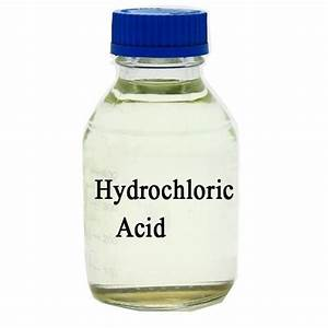 Hydrochloric Acid  Packaging Type  Bottle  Grade Standard