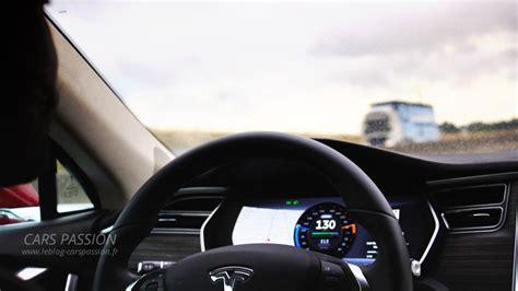 siege auto pour trajet retour d expérience en tesla p85d gt deauville facile